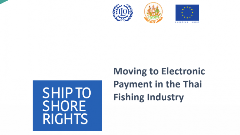 Moving to Electronic Payment in the Thai Fishing Industry